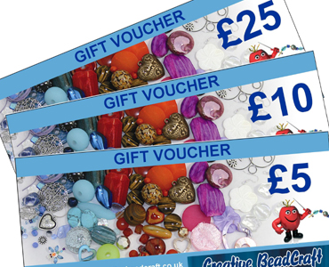 Category Gift Vouchers - Creative Beadcraft
