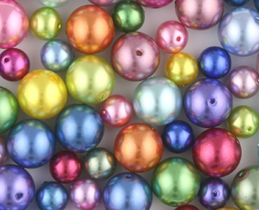 Category Japanese Imitation Round Pearls