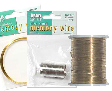 Category Memory Wire & Japanese Wire