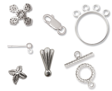 Category Sterling Silver Findings