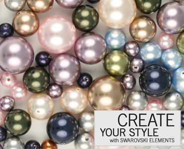 Category Swarovski Crystal Pearls