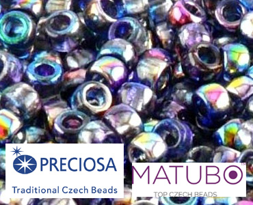 Super Category Czech Seed Beads