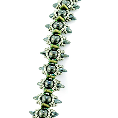 CMP1-QUEEN1 - Queen of the Night Bracelet Pattern