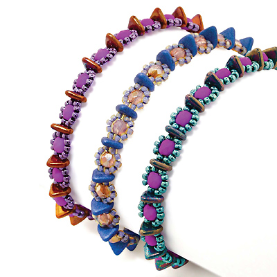 CMP1-TRIPLECROWN - Triple Crown Bracelet Pattern