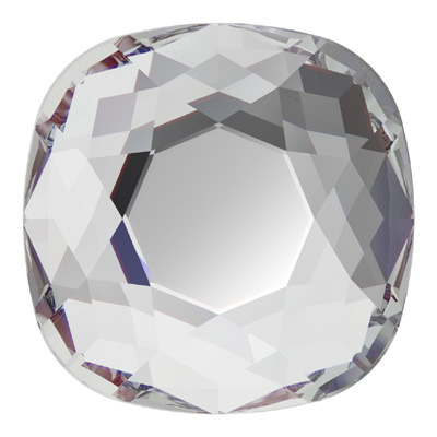2471 7mm 001 NHF - Swarovski cushion flatbacks -  crystal