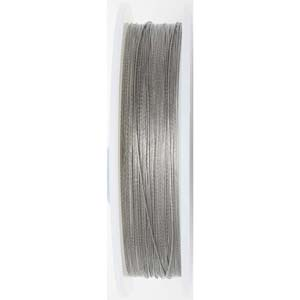 BJW07L-0.46 SIL - Beadalon wire: 7 strands - bright