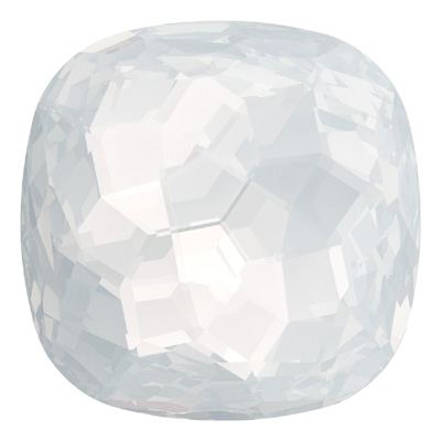 4483 12mm OPAL 234 - Swarovski fantasy cushion fancy stone - white opal