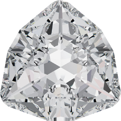 4706 12mm 001 - Swarovski trilliant fancy stone - crystal