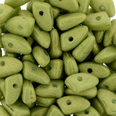 GBPR-595 - Prong beads - Pacifica Avocado
