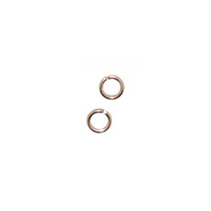 JF16-7 - 5mm jump rings - rose gold