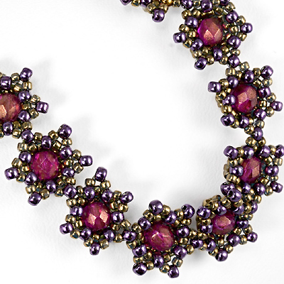 CMP4-STAR - Star Power Bracelet Pattern
