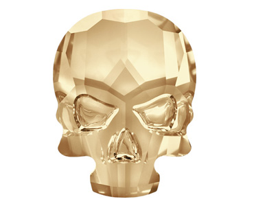 Category 2856 Swarovski Skull Flatbacks - No Hotfix