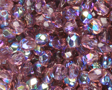 Category 12mm Czech Fire-polished Beads