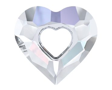 Category 6262 Swarovski Miss U Heart