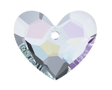 Category 6264 Swarovski Truly in Love Heart Pendants