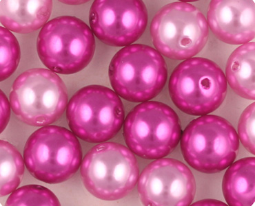Category Chinese Plastic Round Pearls