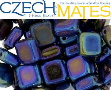 Category CzechMates Tile Beads