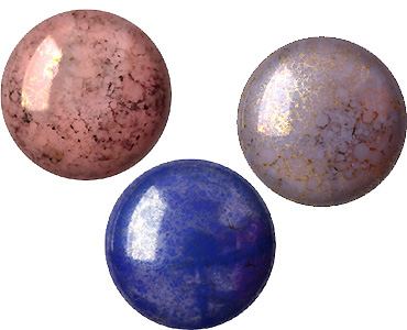 Category 25mm Cabochons par Puca