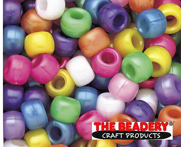 Category Barrel Pony Beads