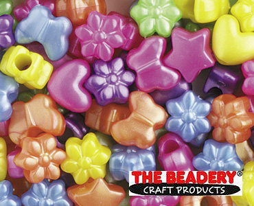 Category Mixed Shapes Pony Beads