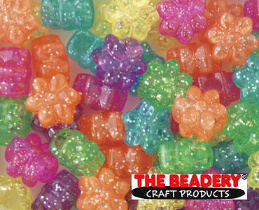 Category Flower Pony Beads