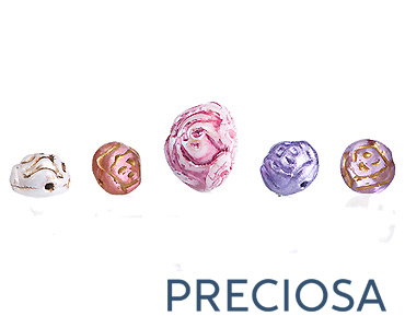 Category Czech Candy Roses from Preciosa - 8mm