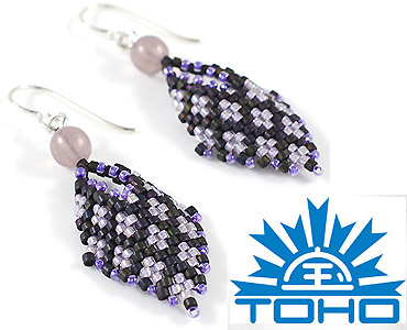 Category Free Toho Patterns with Toho Treasures Seed Beads