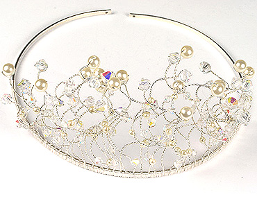 Category Tiara Bands & Hair Accessories