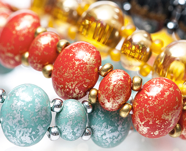Category Czech Candy Oval Beads from Preciosa - 10x12mm