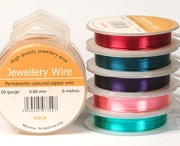 Category Copper Jewellery Wires
