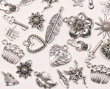 Category Metal Charms & Pendants