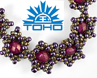 Category Free Toho Patterns with Round Seed Beads