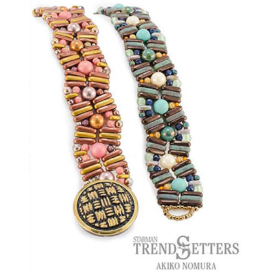 CMP1-PEBBLE - Pebble Lane Bracelet Pattern