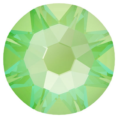 crystal electric green delite