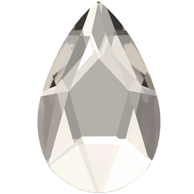 2303 8x5mm CET NHF - Swarovski pear flatbacks - crystal transparent effects