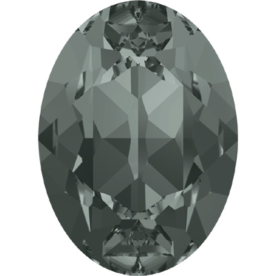 4120 25x18mm PLAIN - Swarovski oval fancy stone - plain colours