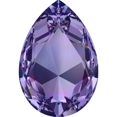 4327 30x20mm PLAIN - Swarovski pear fancy stone - plain colours