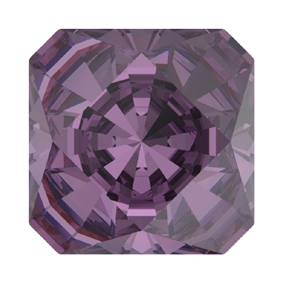 4499 20mm PLAIN - Swarovski kaleidoscope square fancy stone - plain colours