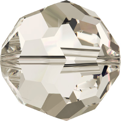 5000 4mm CET - Swarovski round faceted bead - crystal transparent colours