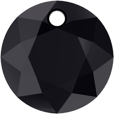 6430 10mm PLAIN N - Swarovski classic cut pendant - plain colours