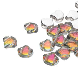 GBGNK-712 Ginko Beads - backlit tequila