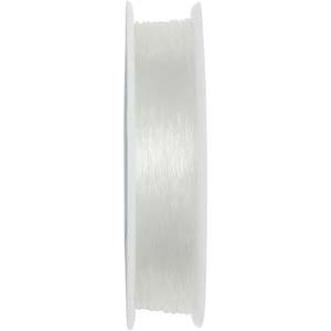 SEC-0.5 clear stretch elastic cord 0.5mmx25m