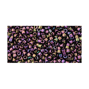 SB11JTT-85 Toho Treasures beads - purple metallic iris