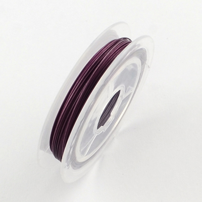 TT2S-PUR tiger tail - purple - 10 metre reel