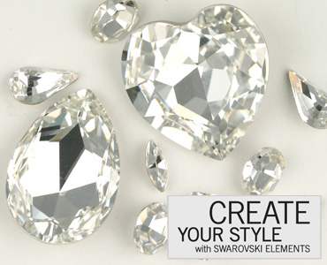 Super Category Swarovski Crystal Fancy Stones