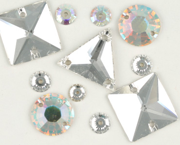 Super Category Swarovski Crystal Sew-on Stones