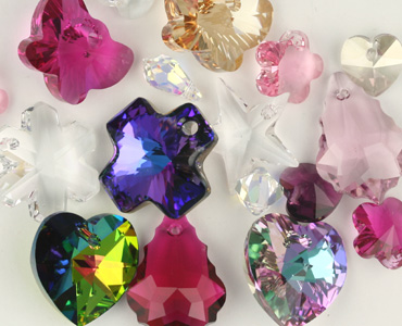 Super Category Swarovski Crystal Pendants